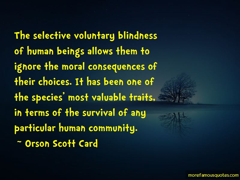 Quotes About Consequences And Choices