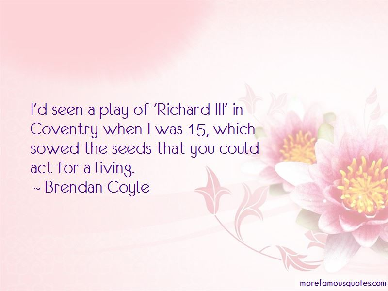 Quotes About Coventry