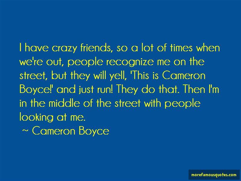 Crazy Friends Quotes Pictures 3
