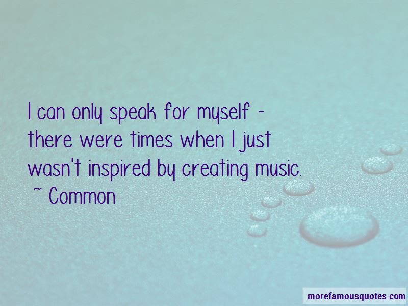 Quotes About Creating Music