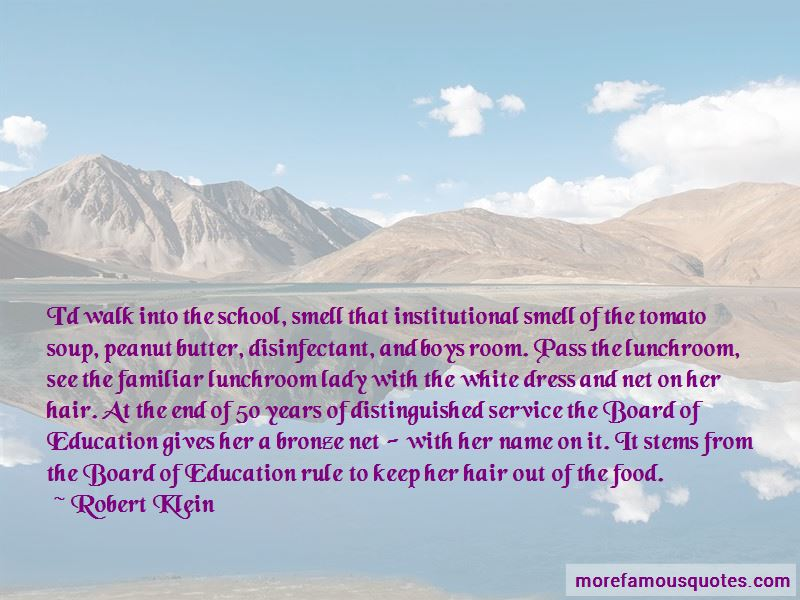 Quotes About Distinguished Education