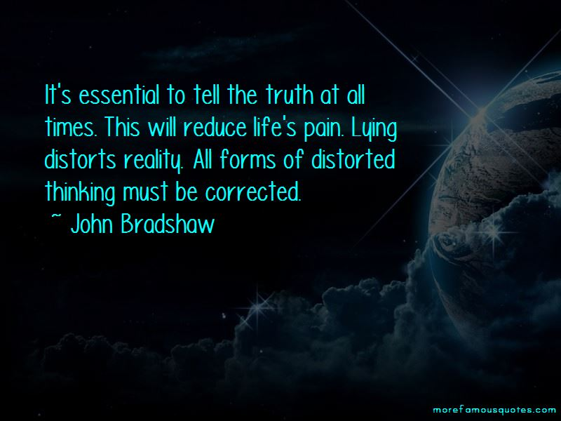 Distorted Reality Quotes Pictures 3