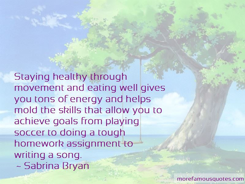 Quotes About Eating Well