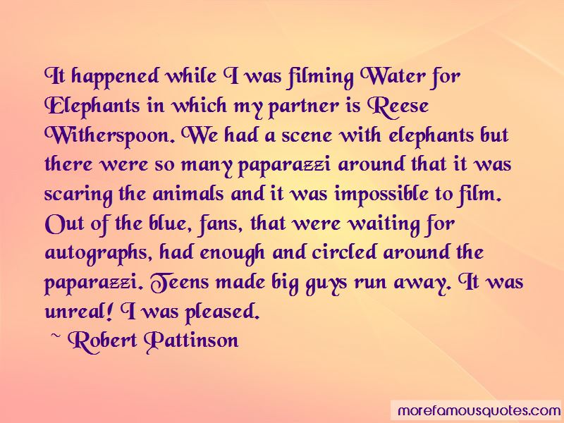 Quotes About Elephants From Water For Elephants
