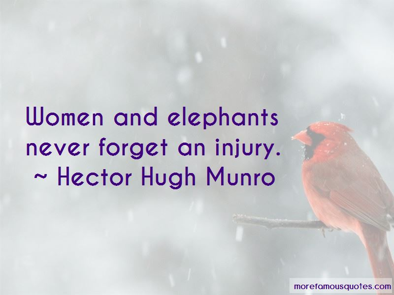 Quotes About Elephants Never Forget