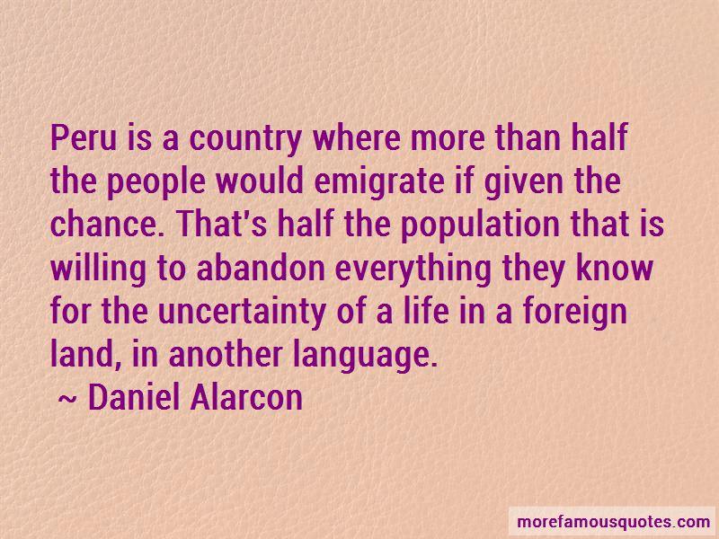 Emigrate Quotes Pictures 2