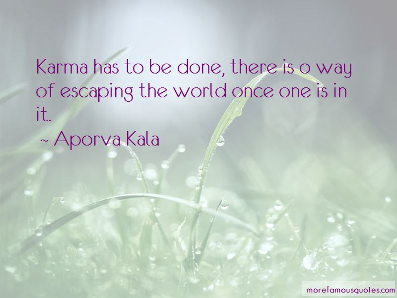 Escaping The World Quotes Pictures 2