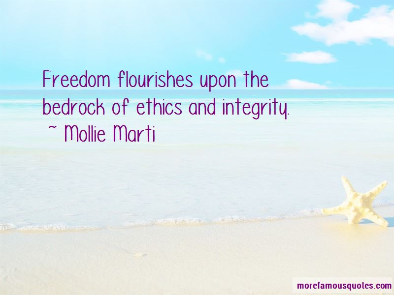 Quotes About Ethics And Integrity