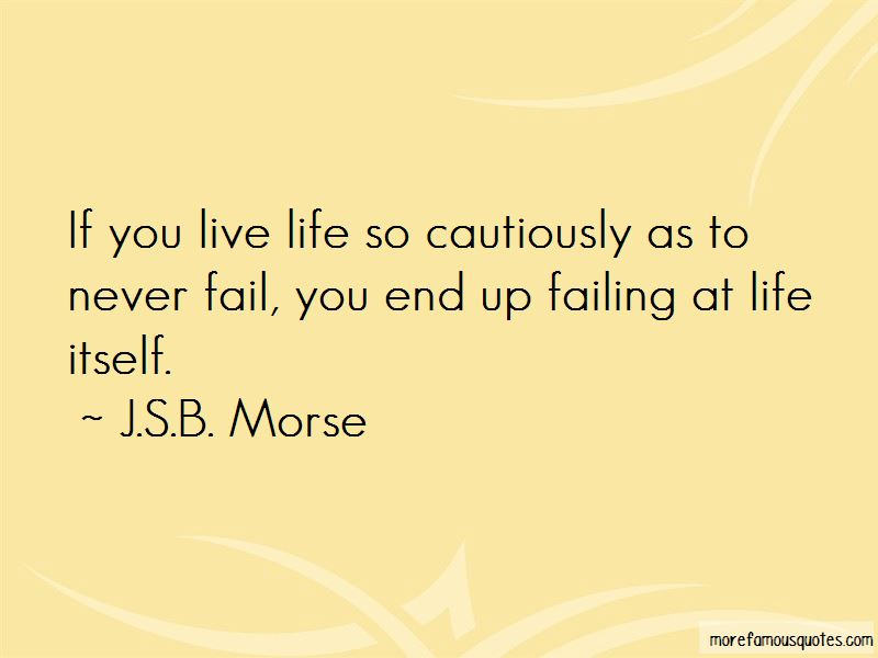 Quotes About Failing At Life