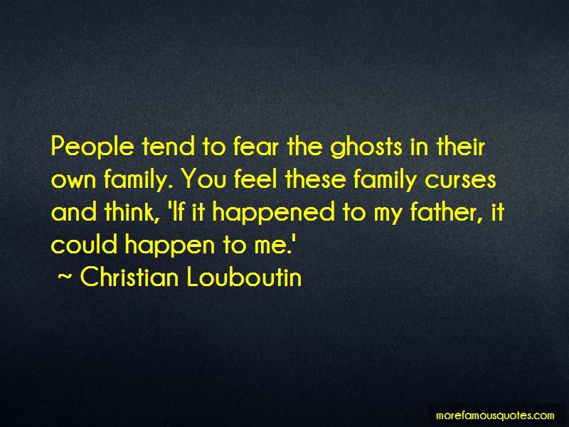 Quotes About Family Curses