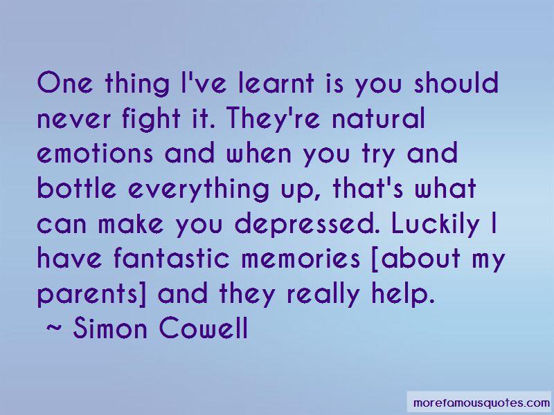 Quotes About Fantastic Memories