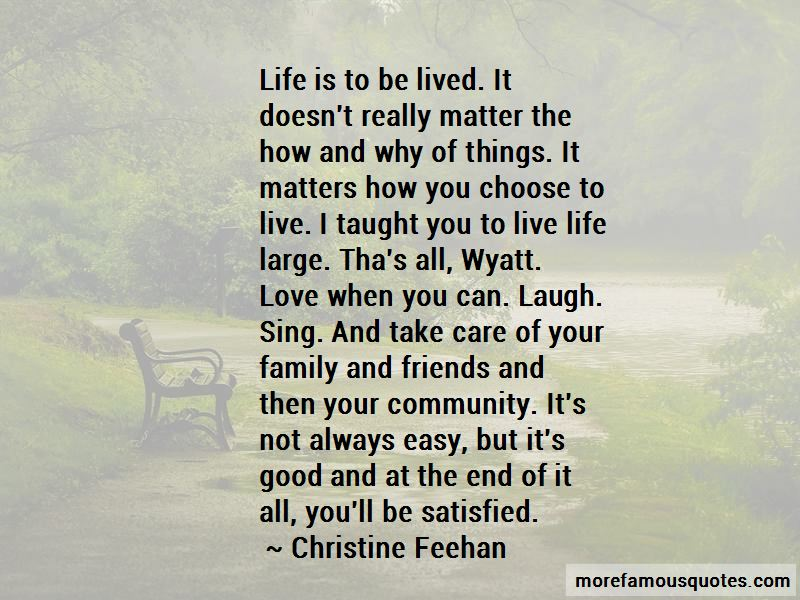 Friends Life And Love Quotes Pictures 3