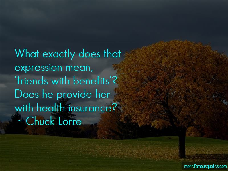 Quotes About Friends With Benefits