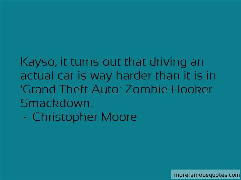 Quotes About Grand Theft Auto