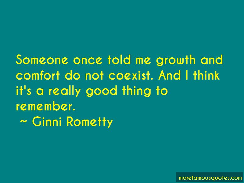Growth And Comfort Quotes Pictures 2