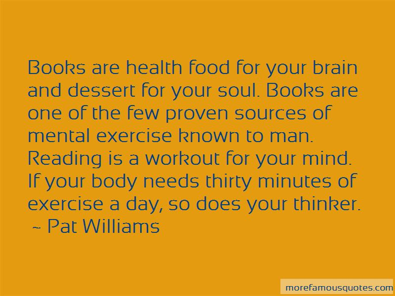 Quotes About Health Food