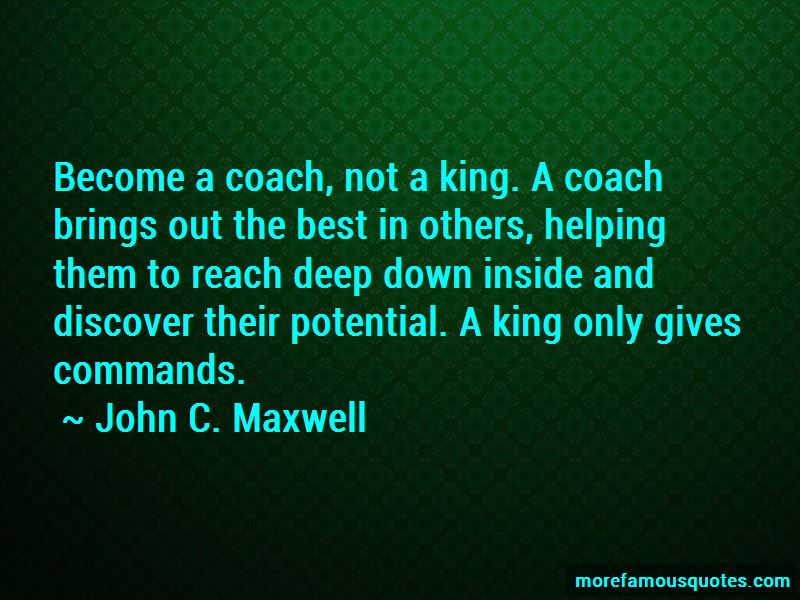 Quotes About Helping Others Reach Their Potential