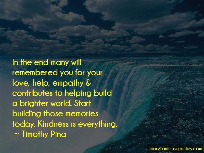 Quotes About Helping Those You Love