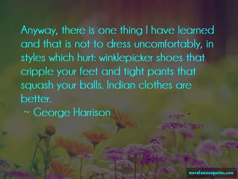 Quotes About Indian Clothes