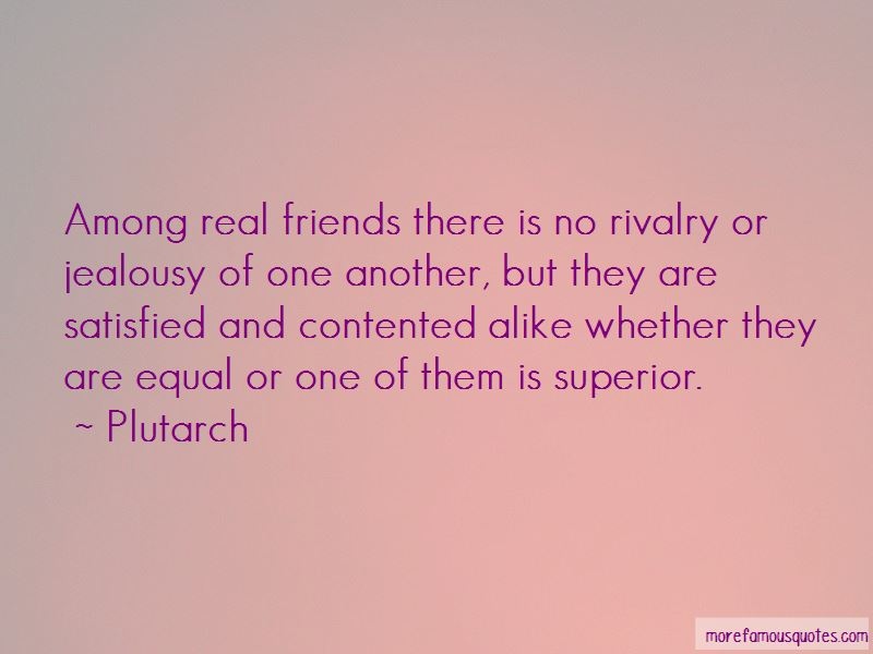 Quotes About Jealousy Among Friends: top 1 Jealousy Among ...