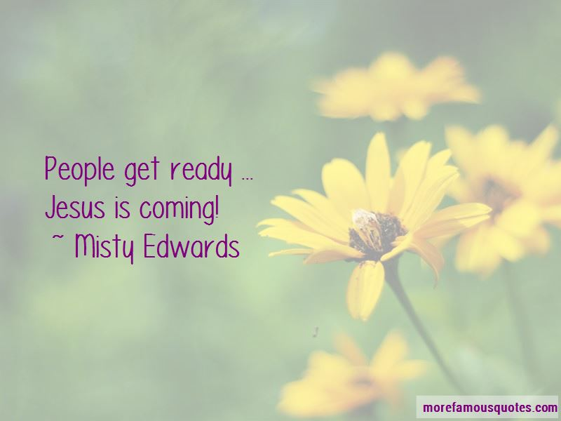 Quotes About Jesus Is Coming