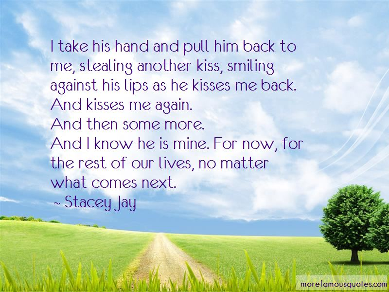 Quotes About Kisses