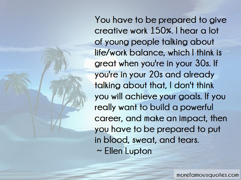 Quotes About Life Work