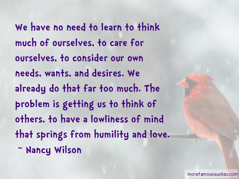 Quotes About Lowliness