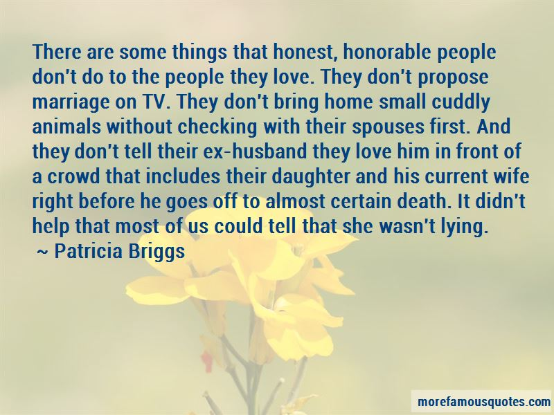 Quotes About Lying Spouses