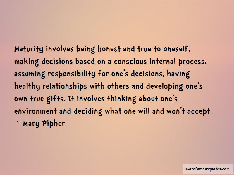 Quotes About Making Decisions In Relationships