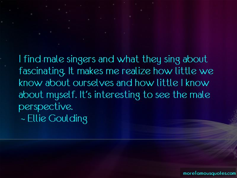 Male Singers Quotes Pictures 2