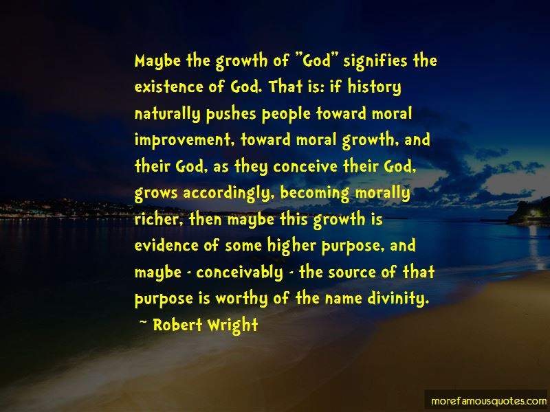 Quotes About Moral Growth