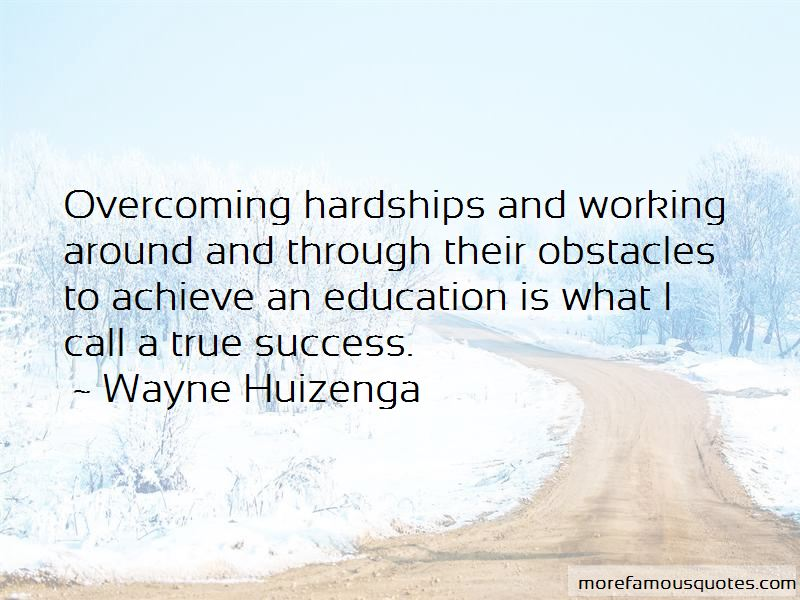 Quotes About Overcoming Hardships