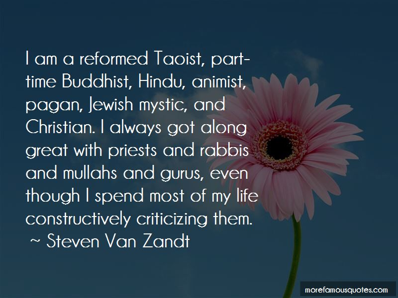 Quotes About Pagan Life