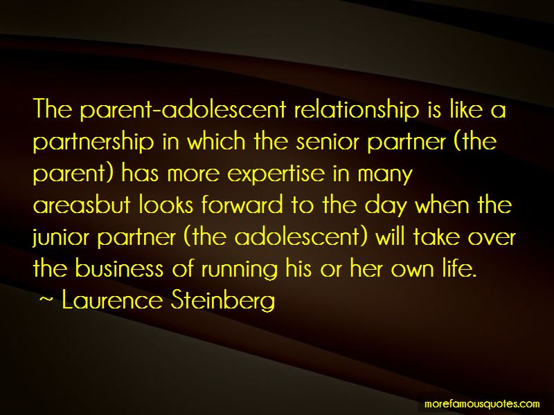 Quotes About Partnership In A Relationship