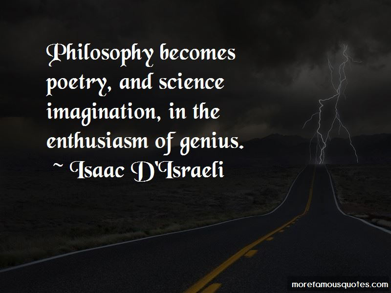 Quotes About Poetry And Science