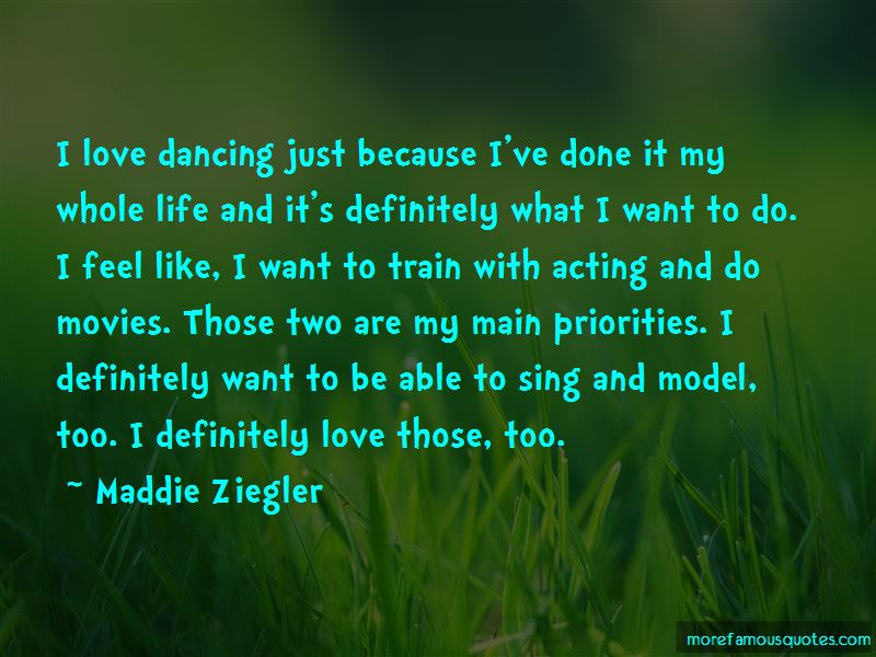 Quotes About Priorities In Life And Love