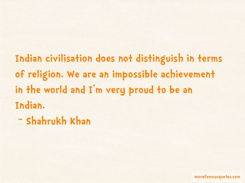 Quotes About Proud To Be An Indian