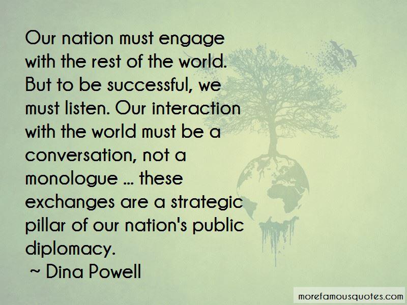 Quotes About Public Diplomacy