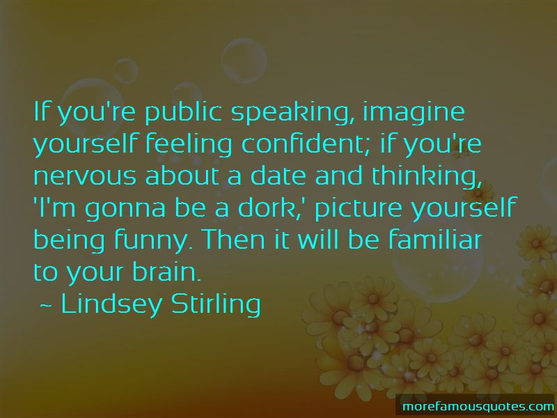 Quotes About Public Speaking Funny