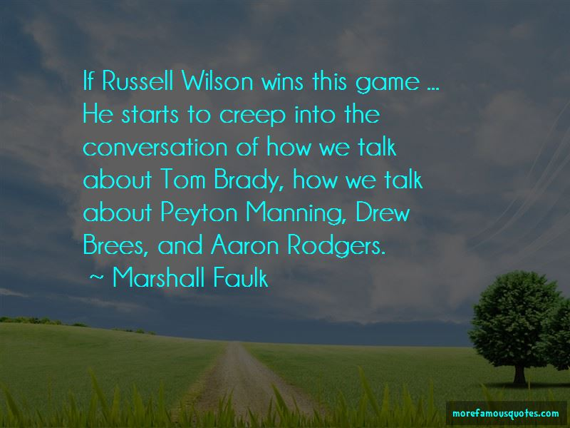 Quotes About Russell Wilson