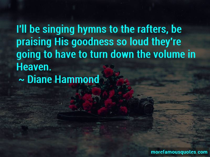 Singing Hymns Quotes Pictures 3