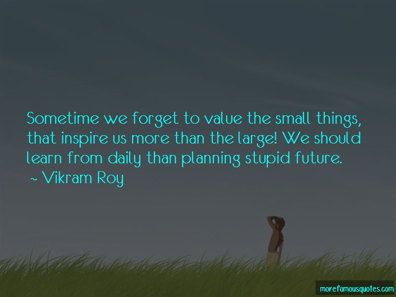 Small Things Quotes Pictures 2