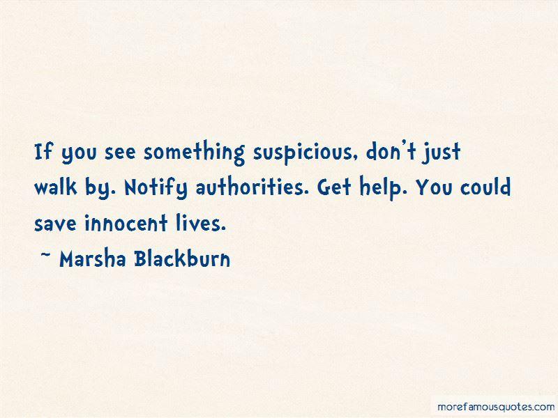 Something Suspicious Quotes Pictures 3