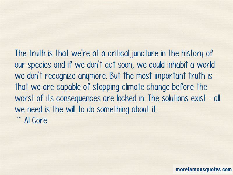 Quotes About Stopping Climate Change