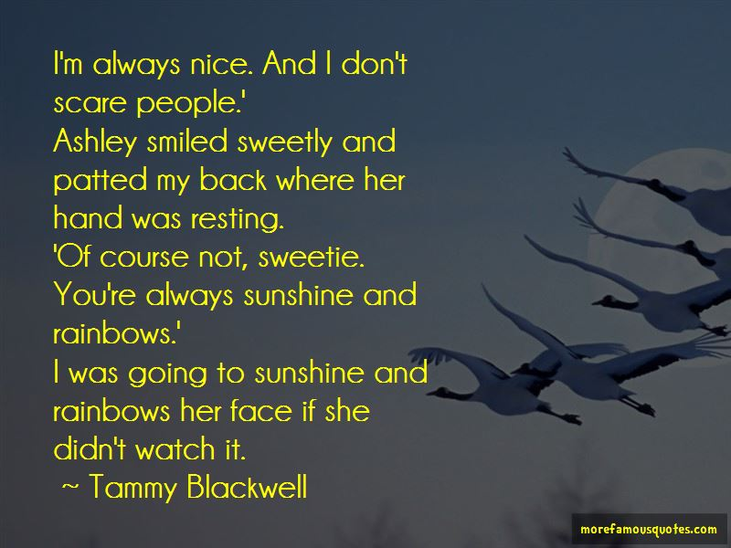 Sunshine And Rainbows Quotes Pictures 4