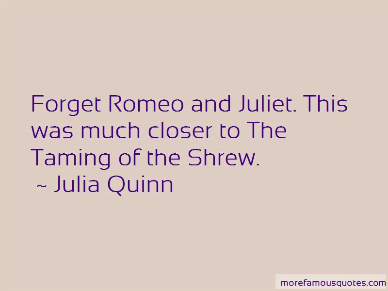 Quotes About Taming Of The Shrew