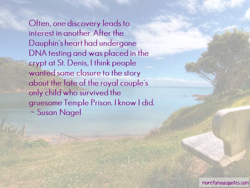 The Discovery Of Dna Quotes Pictures 2