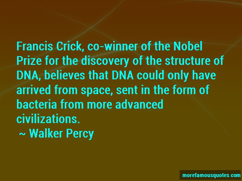 The Discovery Of Dna Quotes Pictures 3