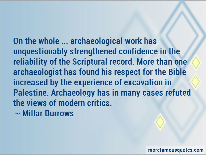 Quotes About The Reliability Of The Bible
